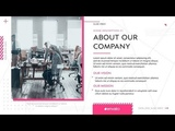 Minimal Company Promo AF Templates videohive
