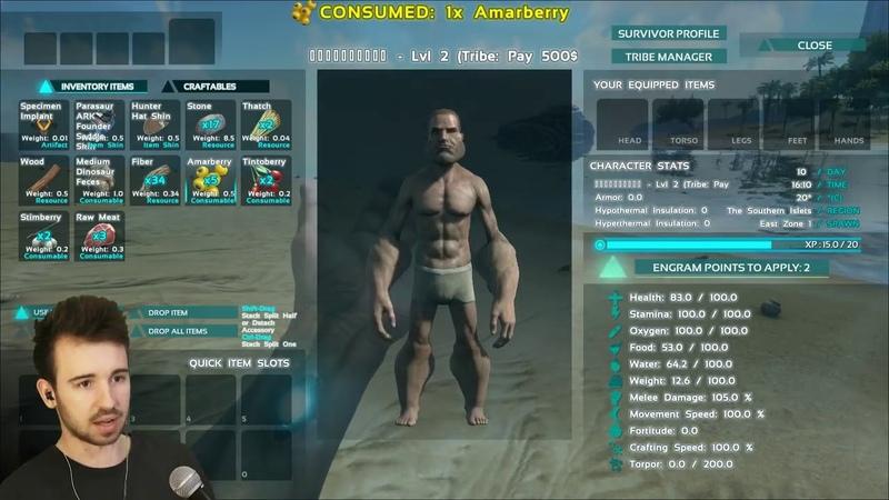 Убил додо и обосрался все планы на сегодня в ARK:Survival Evolved|Смешные моменты из игр|