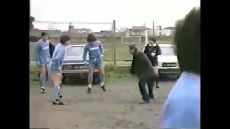Благодійний матч Марадони