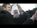 7 декабря - День покровительницы города Екатеринбурга святой великомученицы Екатерины. Крестный ход