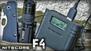 Тревожный набор Зарядное Power Bank Nitecore F4