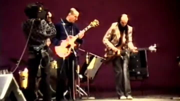 Звуки Му -2 Концерт в ДК Ленсовета 1989
