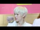 [VK][160521] MONSTA X fancam (Minhyuk focus) @ Lotte World Fansign