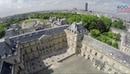 Le Palais du Luxembourg vu du ciel