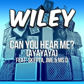Wiley альбом Can You Hear Me?
