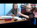 Единственная в Курске. Девочка пишет по Брайлю и ходит в обычную школу