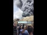 Пожар на Уральской
