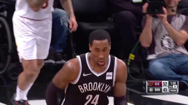 Бруклин Нетс - Кливленд Кавальерс Обзор NBA 4122018