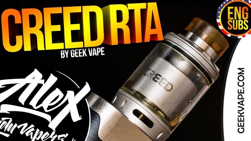 Creed RTA by GeekVape