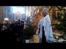 Киев. Панихида по «киборгам». 20.01.2019