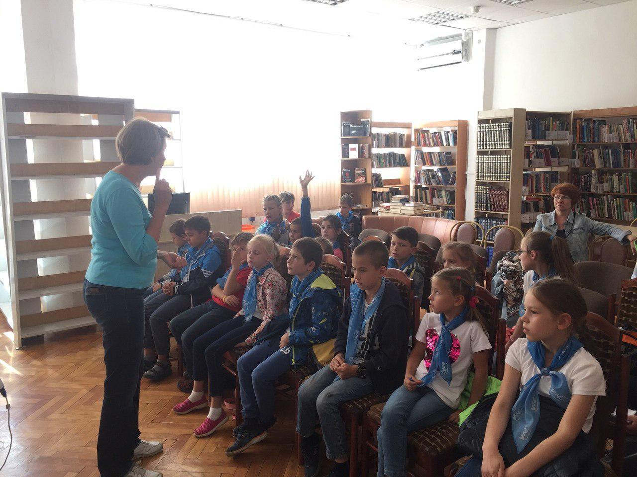 В библиотеке на Корнейчука поговорили о зависимостях