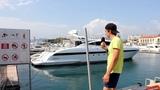 Андрей Чудит добрался до центрального Сочи. Пляж Ривьера,яхтклуб,платанка..