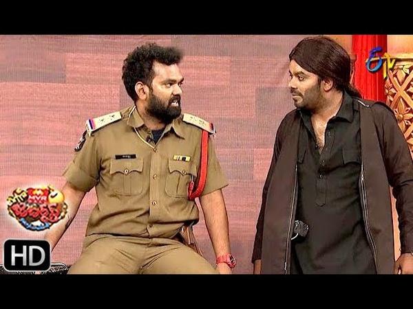 Sudigaali Sudheer Performance Extra Jabardasth 3rd May 2019 ETV Telugu