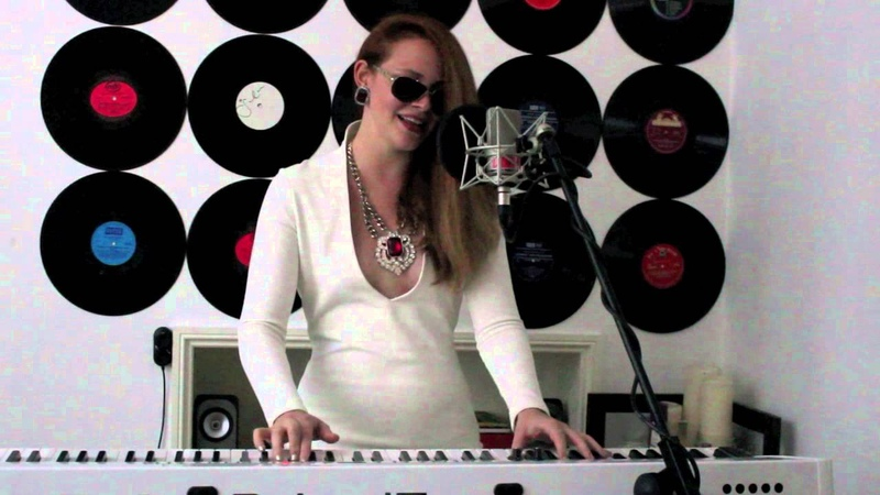 Sarah Reeve Jazz Cover - Blurred Lines Robin Thicke ft. T.I., Pharrell