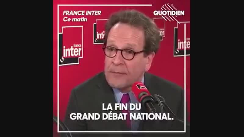 Si LREM n'avait pas Gilles Le Gendre il aurait fallu l'inventer ! C'est le Gaston Lagaf de l'Assemblée Nationale !