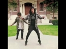 Lessons with Les Twins for your TBT. Part 2 (swipe).