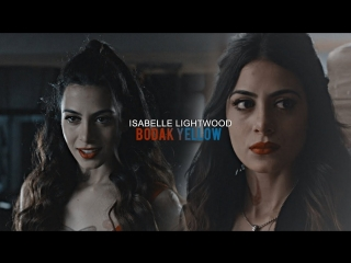 Isabelle Lightwood ○ Can't f! with me ○ AMadFanLover