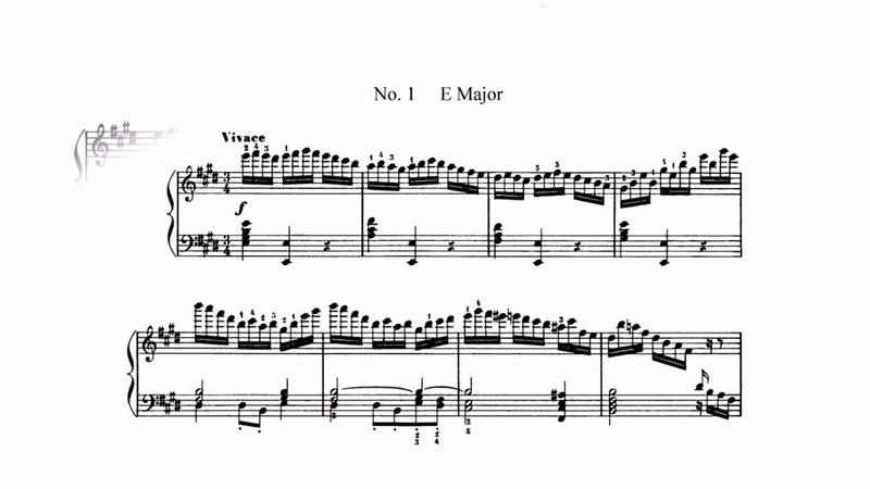 M. Moszkowski Etude ор.72 No. 1 (Ilana Vered)