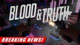 Blood &amp Truth Release Date Leaked Lots of PSVR Games Updated Space Junkies PSVR Open Beta
