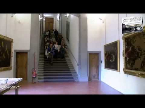 Vasari Corridor and Uffizi Gallery Tour