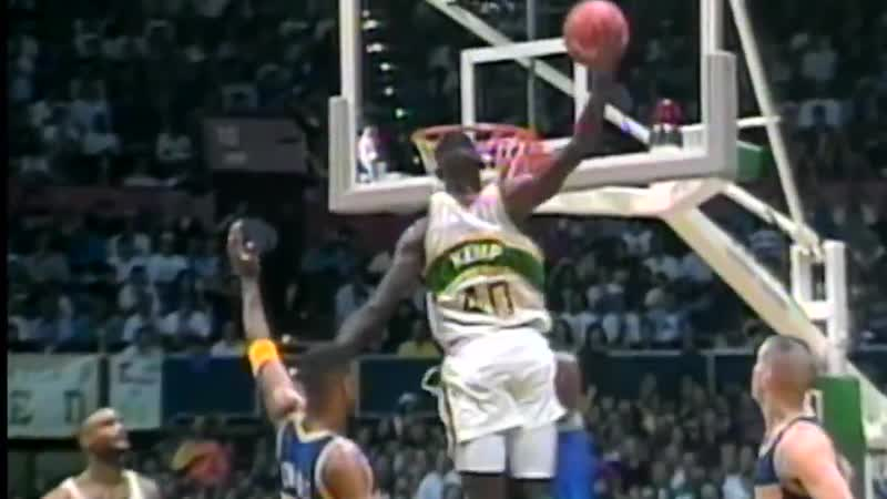 Shawn Kemp turns 49 today. One of the meanest dunkers ever.