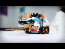 LEGO BOOST City Arctic Scout Truck