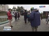 В Крыму начались съемки нового сериала для телеканала