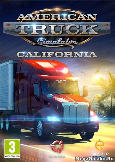 American Truck Simulator [v 1.35.1.3s + 21 DLC] (2016) PC | RePack от xatab