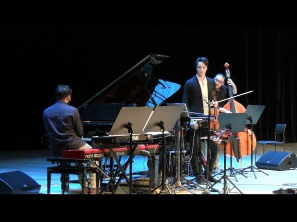 Cantaloupe Island .Pro Jazz Group Энтони Карапетян и Игорь Заливалов. 26.02.2016.