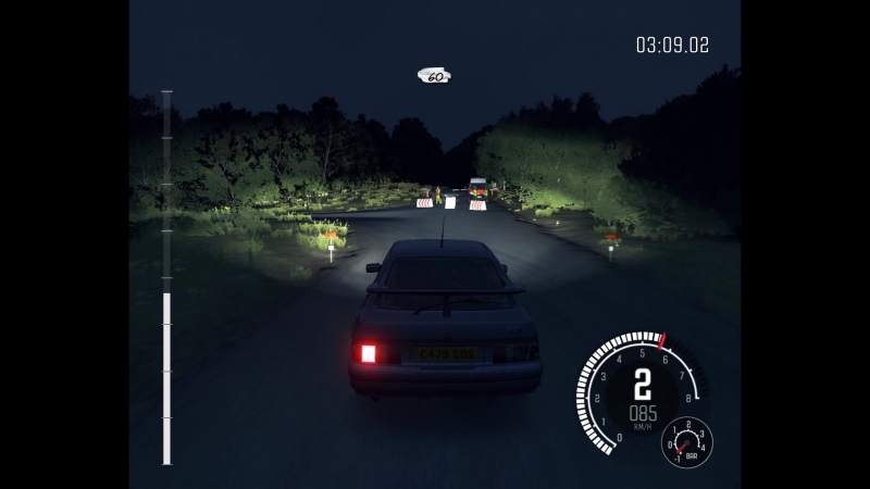 Crazy Night Driving/Sierra Cosworth RS