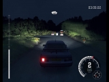 Crazy Night DrivingSierra Cosworth RS