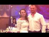 Свадьба моих деток Любаши и Саши