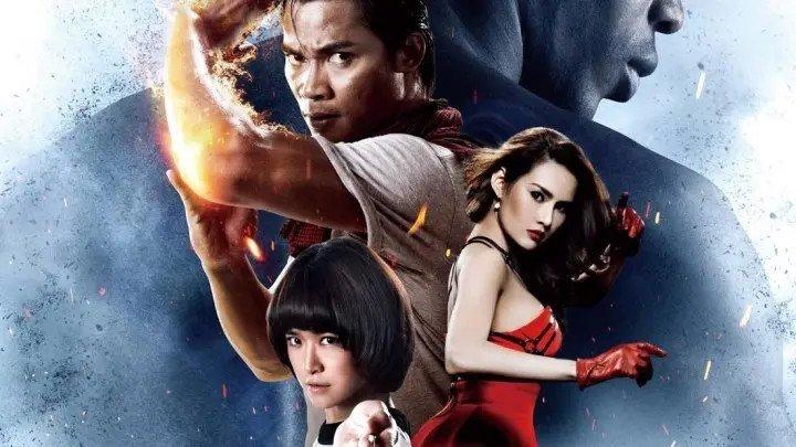 Честь дракона 2 (2013) Tom yum goong 2