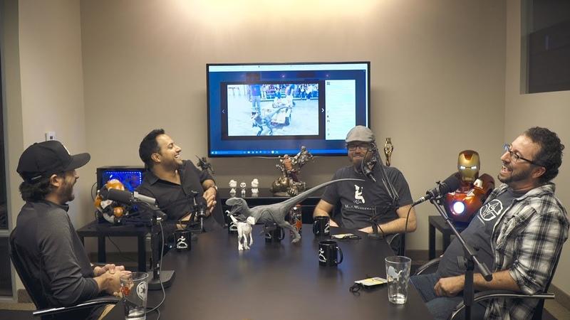 Magic Wheelchair x Monster City Studios x Daniel De León - The ZBrush Podcast Episode 15