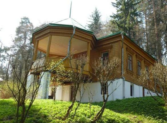 Дом Пришвина