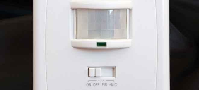Как установить фотоэлектрический переключатель.