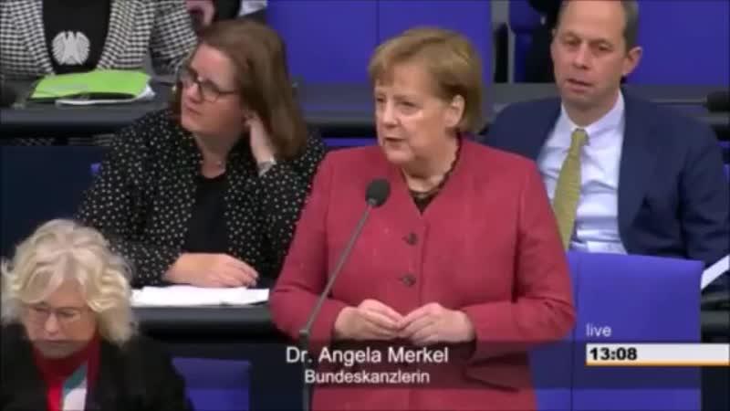 Markus Frohnmaier-AfD-Frau Bundeskanzlerin warum wollen Sie das Britische Volk best-Parteienallianz-
