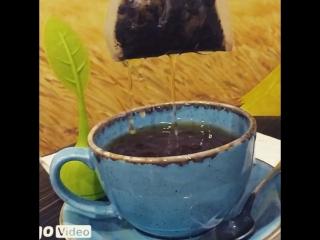 Васильковый чай 🍵