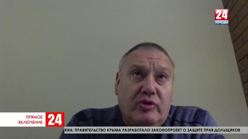 Украина готовит провокацию на границе с Крымом. Мнение политолога Евгения Копатько