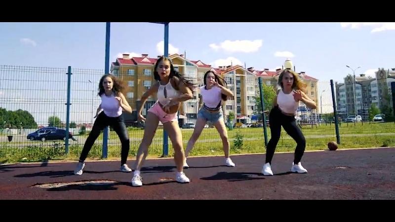 Dancehall с Мариной Абрамовой