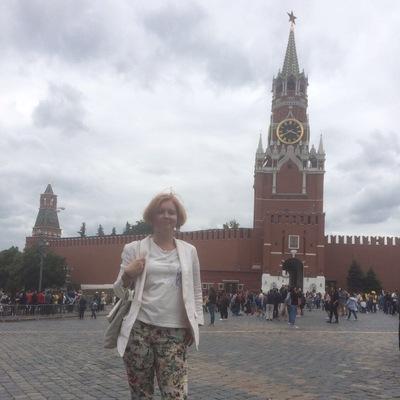 Ирина Крутова