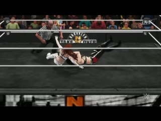 Shayna Baszler Vs Kairi Sane NXT Womens Championship  NXT Takeover Brooklyn