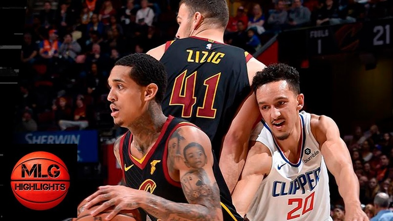 LA Clippers vs Cleveland Cavaliers Full Game Highlights March 22 2018 19 NBA Season