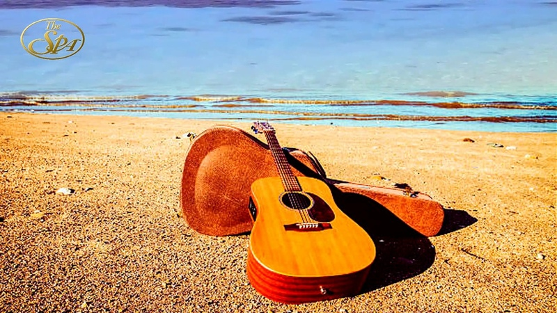 SPANISH GUITAR ROMANTIC BEST LOVE SONGS HITS INSTRUMENTAL SUMMER MIX RELAXING SPA MUSIC