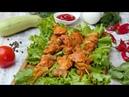 Шашлык из индейки с кабачком Рецепты от Со Вкусом