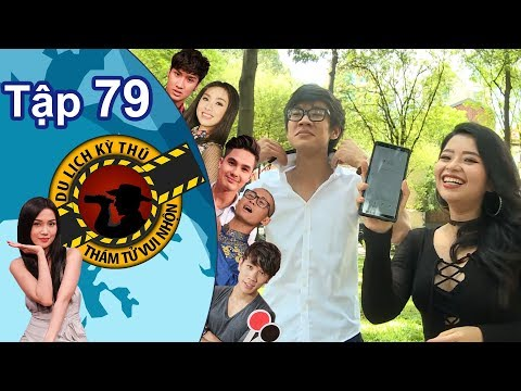 NHỮNG THÁM TỬ VUI NHỘN | Tập 79 UNCUT | Thiên Vương tìm hiểu xe cứu hỏa mini | Hẹn hò cùng Lincoln😍