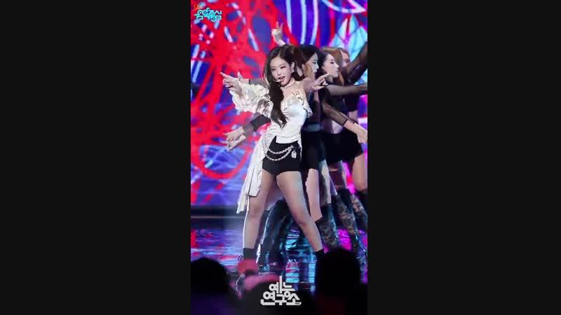 181201 JENNIE - SOLO @ Music Core