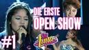 SOY LUNA - Open Music Show 1 aus Staffel 2 | Disney Channel Songs