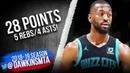 Kemba Walker Full Highlights 2019.03.15 Hornets vs Wizards - 28 Pts, 4 Asts! |n FreeDawkins