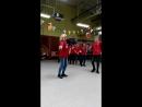 День Рождения АШАН 4 октября 2018 год. Конкурс Самый незабываемый танец!